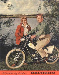 cykler i brugsen